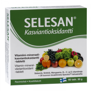 Herbal Antioxidants, 60 tabl.