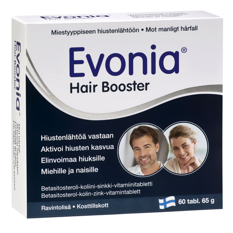Evonia Hair Booster, 60 tabl.