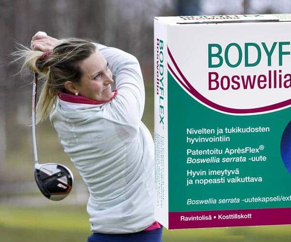 Boswellia-Mussels supplements